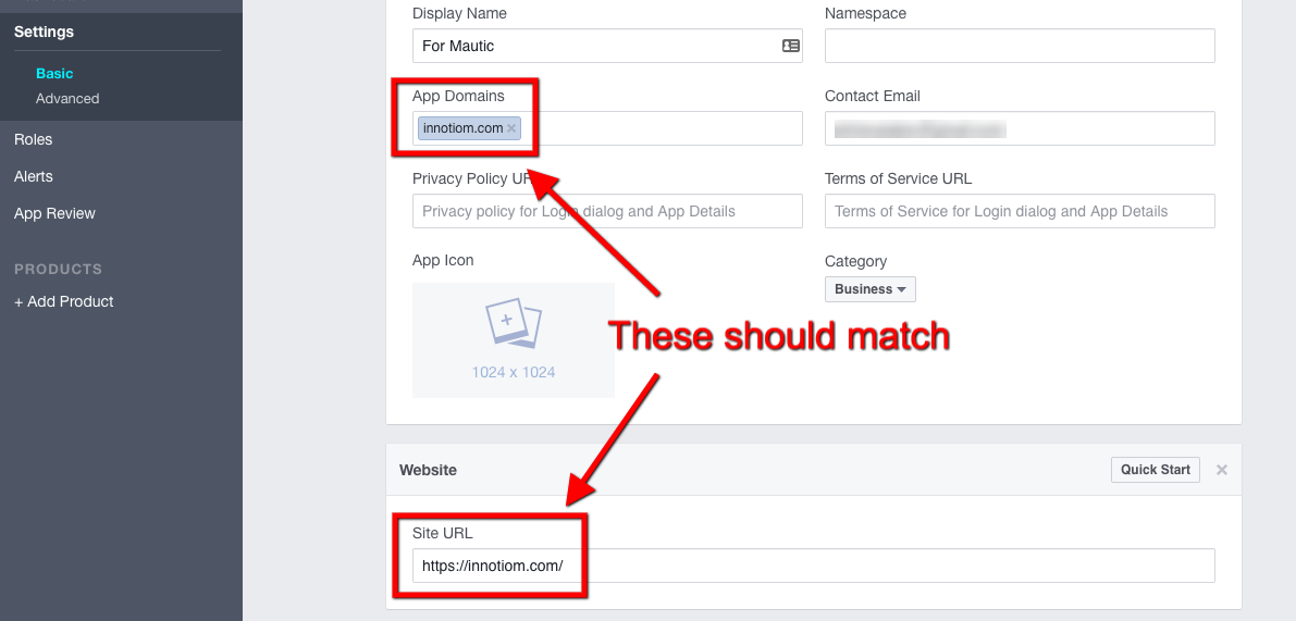 How to Set Up the Mautic Facebook Integration, Step-by-Step – Innotiom