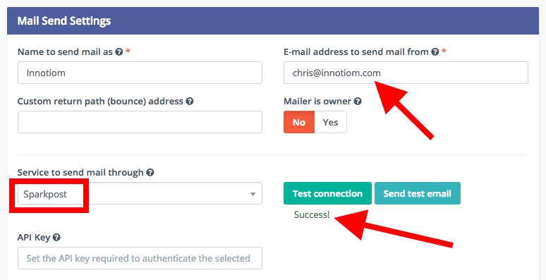 Mautic and SparkPost: An Email Setup Guide – Innotiom
